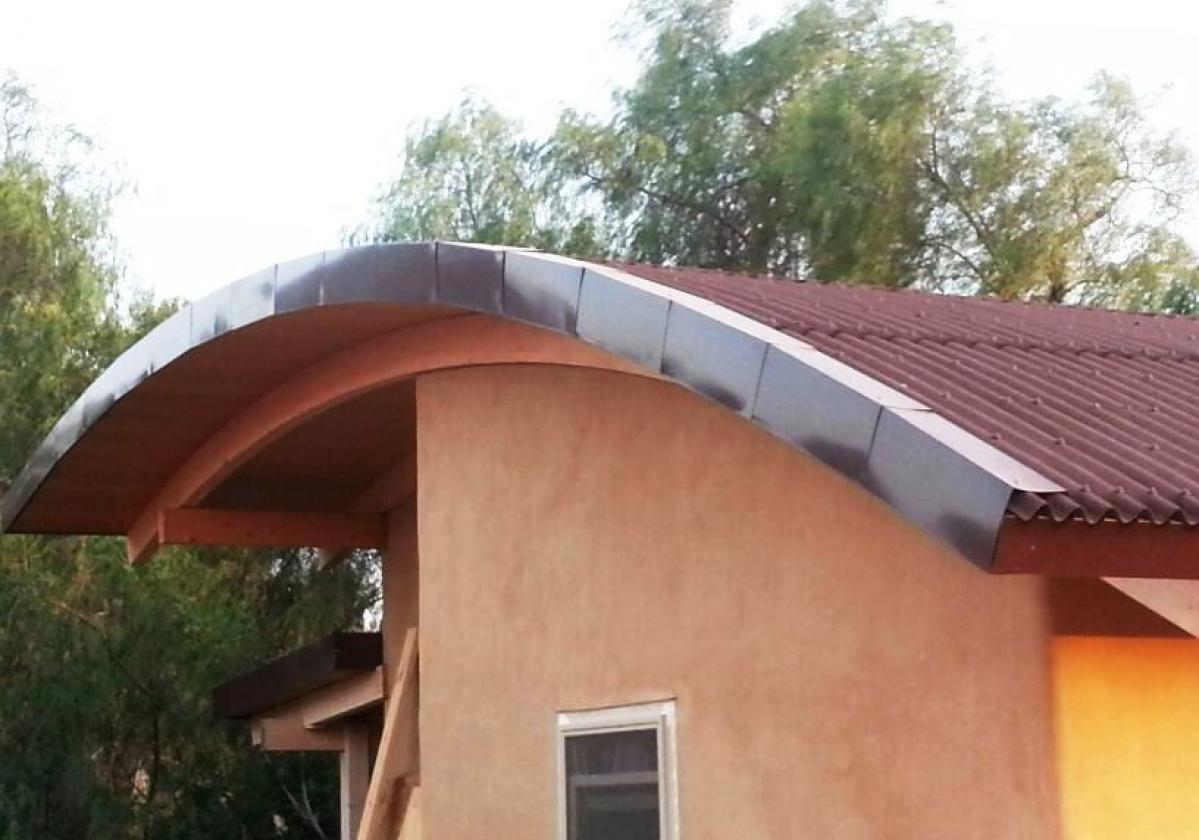 Íves tető