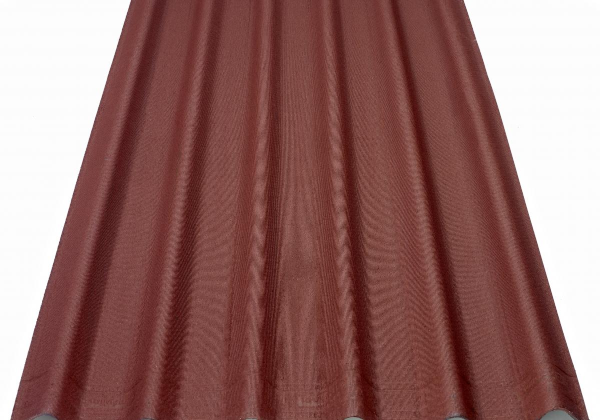 Onduline Easyfix vörös hullámlemez