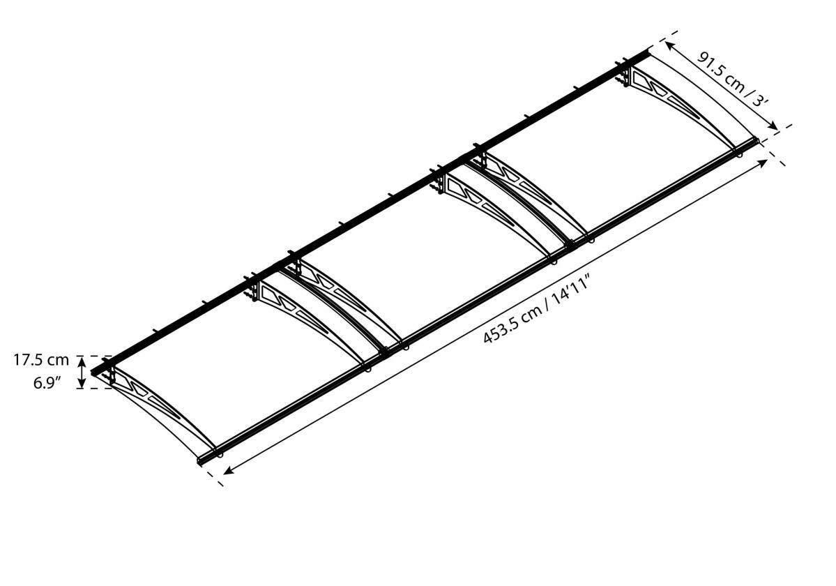 Altair 4500 szerkezeti rajz