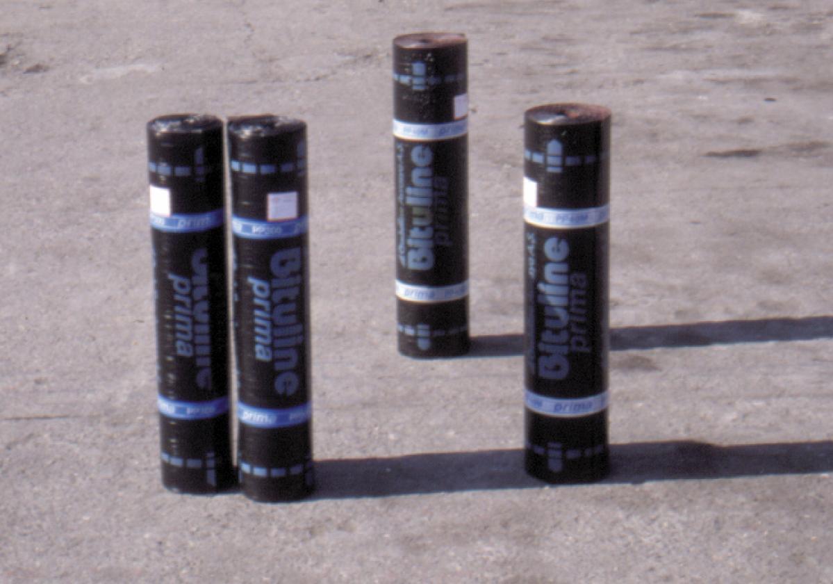 APP P3 mm modifikált lemezek 10m2 tekercsben
