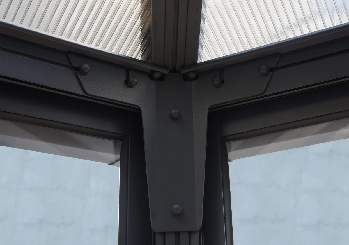 Szerkezeti fotó Garda