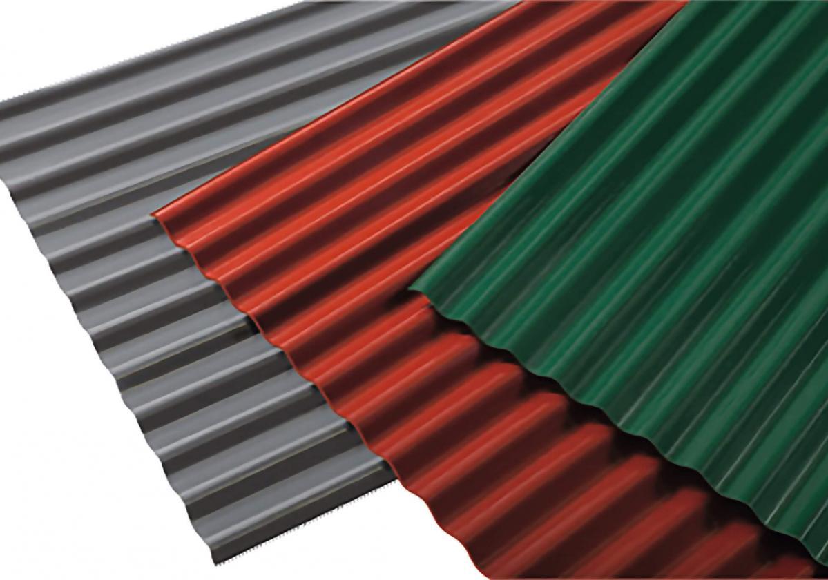 Onduplast Color színes sinus lemezek