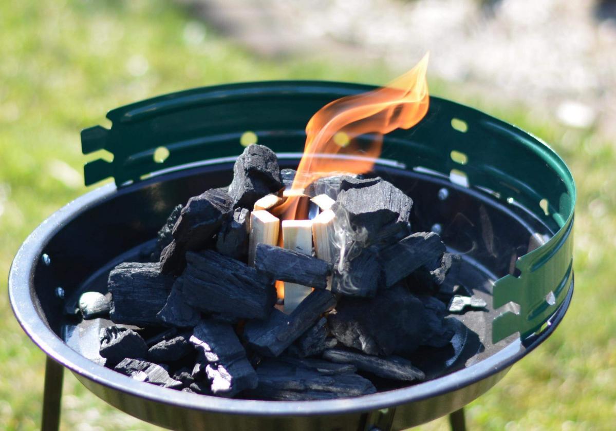 Tűzgyújtó grillezésnél