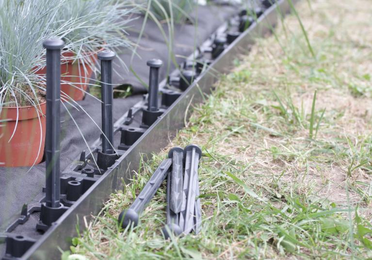 GardenRand 45 elválasztó szegély