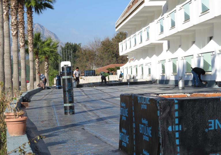 Törökország, Antalia- Reach Hotel Yenileme 2800 m2